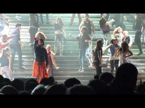 Cast Bows - Jesus Christ Superstar Arena Spectacular - 18 June, Brisbane Australia