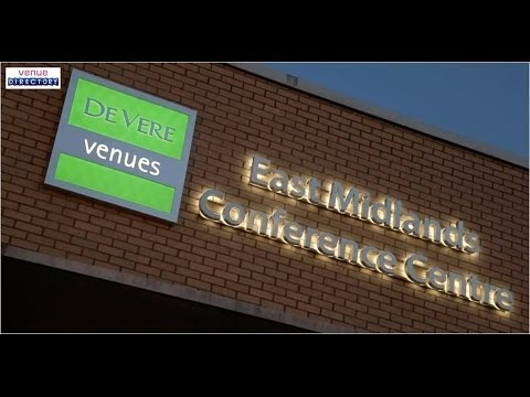 #Nottinghamshire | East Midlands Conference Centre & Orchard Hotel | venuedirectory.com