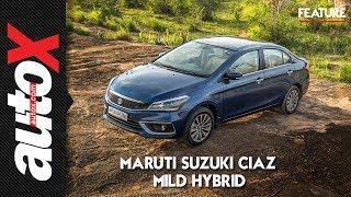 Maruti Suzuki Ciaz Mild Hybrid Feature | autoX