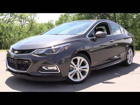 2016 Chevrolet Cruze Premier RS - Start Up, Road Test & In Depth Review