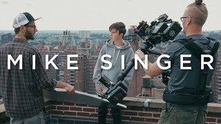 MIKE SINGER - DEJA VU (Behind The Scenes)