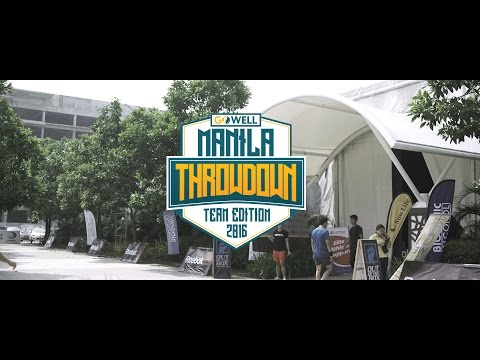 Manila Throwdown Team 2016