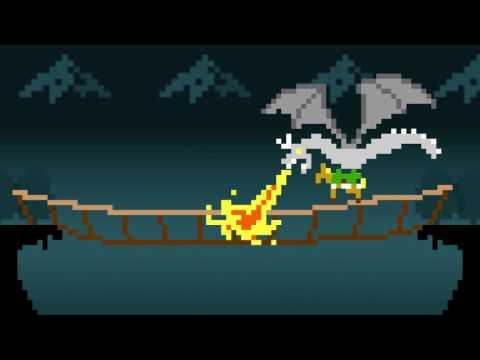 Knight Bit: Dragon   Two More Eggs   Disney XD