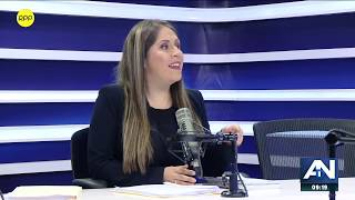 "Yeni Vilcatoma sobre críticas a Vizcarra en programa del Congreso: ""Me deberían felicitar"""