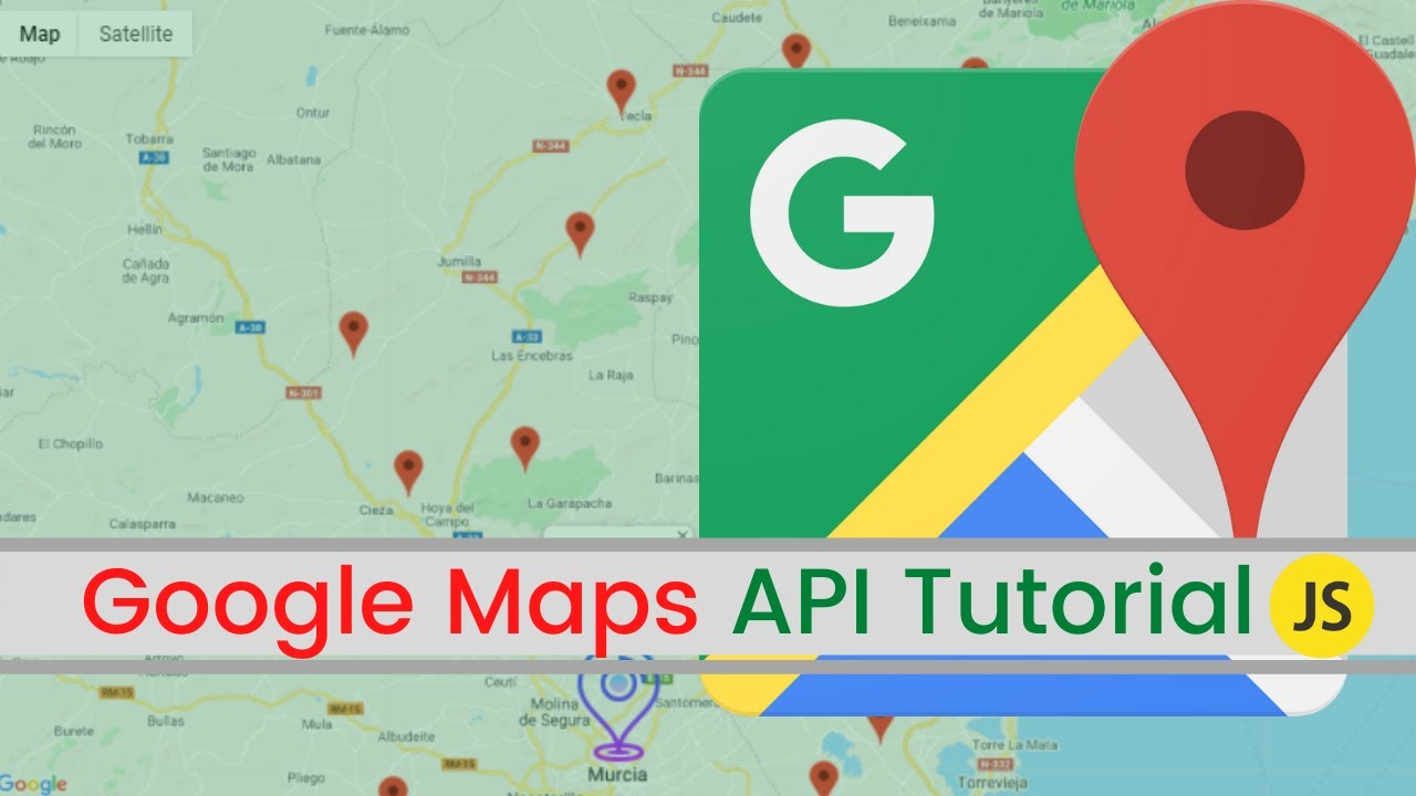 JavaScript Google Maps API Tutorial Updated [2021] - Create Google Map