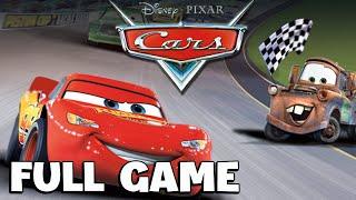 Cars (video game) walkthrough【FULL GAME】 Longplay