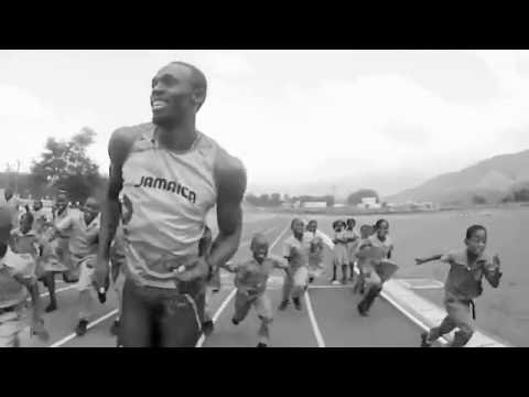 Inspiring Usain Bolt