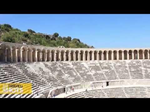 Aspendos Turkey Theatre Tour Of Turkey with RSD Travel 2015