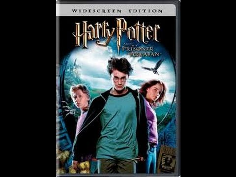 Opening To Harry Potter And The Prisoner Of Azkaban 2004 Dvd 2007 Reprint Youtube