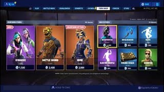 16 juin 2019 FORTNITE -NOUVEAU ARTICLESHOP! Code Jjs-yourtrashkid