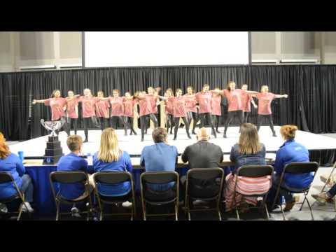 Pi Beta Phi Lip Sync Creighton University 2016