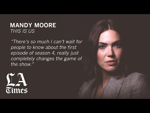 Mandy Moore turns old and frail in 'This Is Us' Season 3