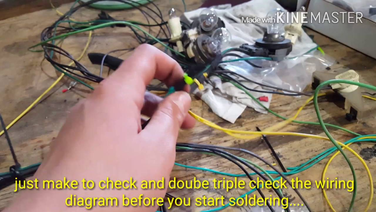 G Body Regal Sequential Led Tail Lights Installation Youtube Wiring Diagram