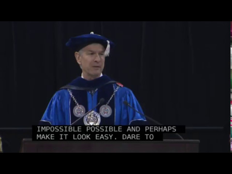 Georgia State University Spring 2017 Commencement May 8 4 Pm