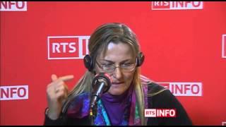 L'invité de la rédaction - Astrid Stuckelberger, psychologue