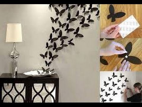 Toilet Paper Roll Art Wall Home Decor