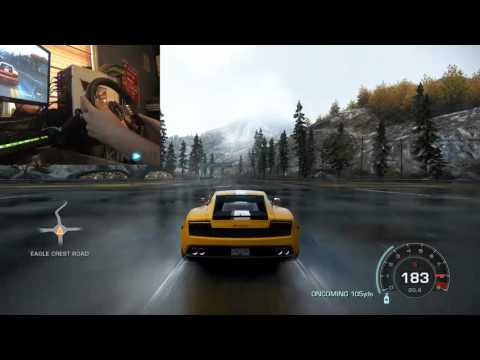 how to change settings need for speed