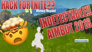 😱👉 WALLHACK DE FORTNITE GRATIS [INDETECTABLE] [UPDATE 26/02/2018] 🔥