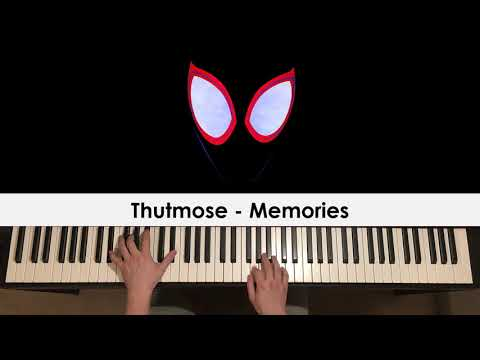 Thutmose - Memories (Piano Cover) | Dedication #515