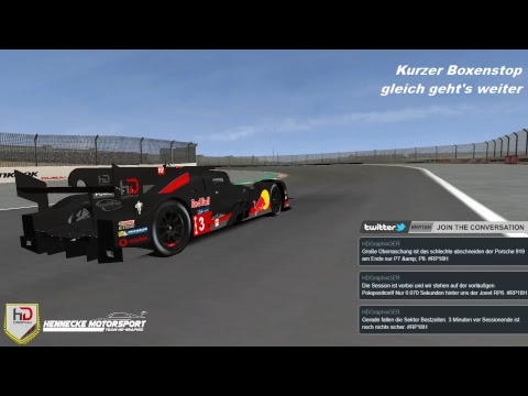 Qualifying - World Sportscar Championship 17/18 - 12 Hours of Dubai - Onboard Live Stream
