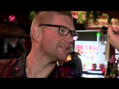 Ron Meulenkamp leeft toe naar WK Darten Flevoland