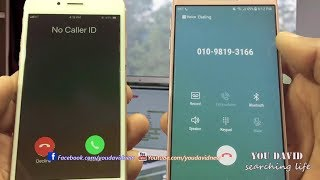 How to Call Private number For Android