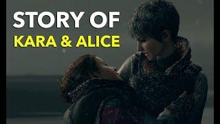 Emotional story of KARA and AL CE   DETRO T BECOME HUMAN