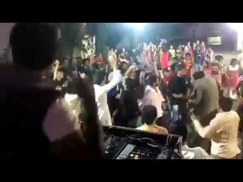 navrattri fest 2014 sahakargram DJ MACK