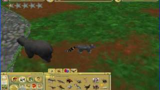 Zoo Tycoon 2 expansion My Animals