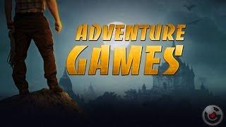 Top 10 Adventure iOS (iPhone, iPad/iPad mini, iPod) Games by iGamesView!