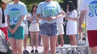 Stereo Fukuoka、別府市長、ミス別府と初共演 動画は YouTube 動画エデ...