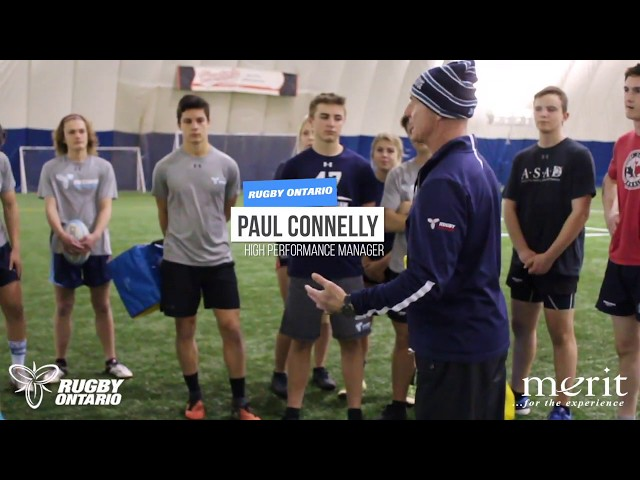Rugby Ontario's Coaching Corner - Core Defensive Exercises | Team Defense 1 of 2