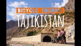 A Day on our Worldbicycletour #3 - Mountains of Tajikistan