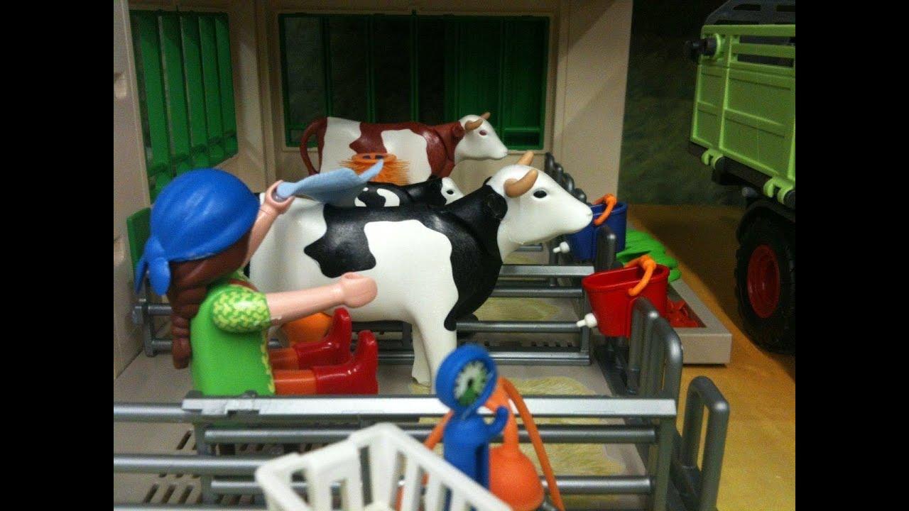 playmobil ferme country bauernhof farm youtube. Black Bedroom Furniture Sets. Home Design Ideas