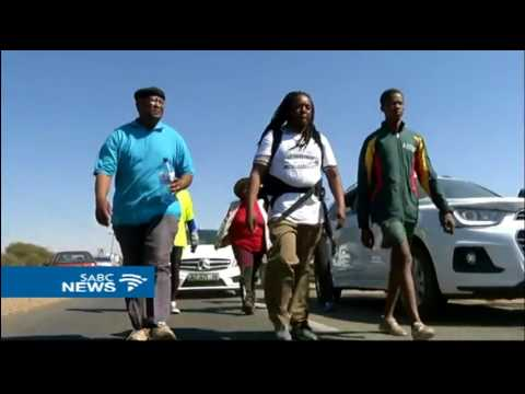 Women's Day: Walk from Cape Town to Mahikeng to raise awareness