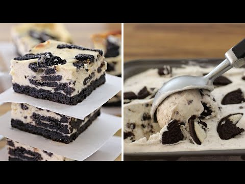 3 Easy Oreo Dessert Recipes