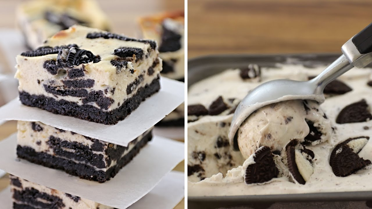 3 Easy Oreo Dessert Recipes