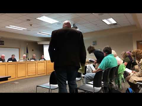 Video from the Hearing on the Kootenai County Comprehensive Plan.