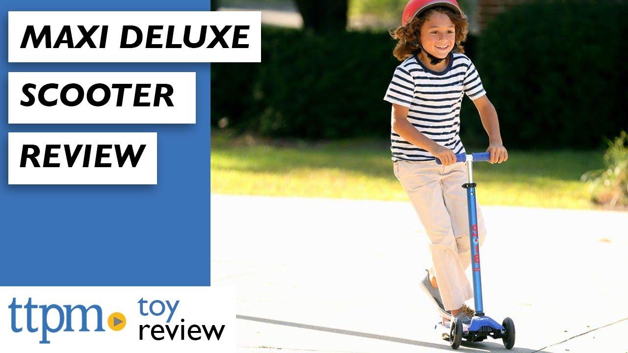 Micro Kickboard Maxi Deluxe Pro Kick Scooter