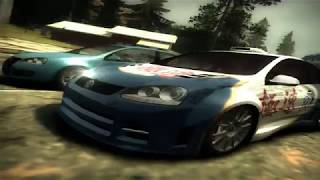 Need For Speed Most Wanted (2005): Walkthrough #9 - Hwy 99 & State (Sprint)