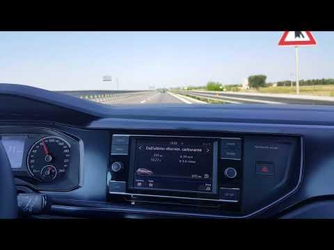Consumi reali 1.6 TDI 80cv nuova volkswagen polo 2018