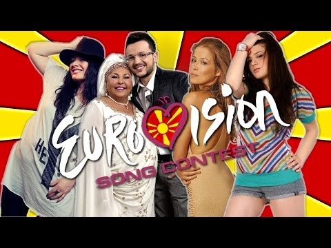 Who Should Represent FYR Macedonia in Eurovision 2017? - ESConnect