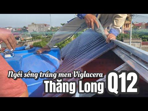 Nhà Mái Thái Sử Dụng Ngói Lợp Tráng Men Xanh Viglacera Thăng Long Q12 | Phân Phối Bởi Cty Đức Thắng