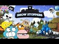 The Amazing World of Gumball - SNOW STOPPERS [Cartoon Network Games]