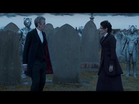 I Am An Idiot!  Death In Heaven  Doctor Who  BBC