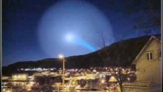 Misterio en noruega. OVNIS, AGUJEROS NEGROS