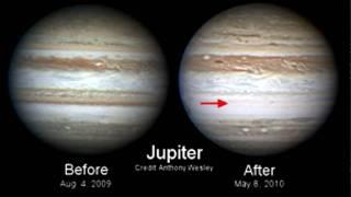 Alert: Jupiter loses cloud belt signaling a solar system change
