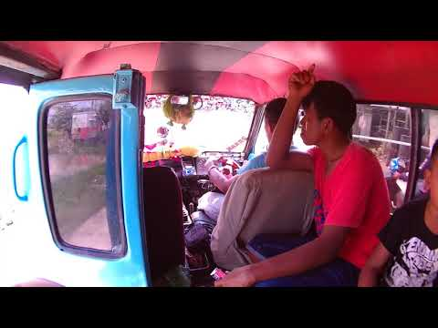 angkutan-kota-/-pete-pete-ke-objek-wisata-ramang-ramang-maros-makassar-sulawesi-selatan