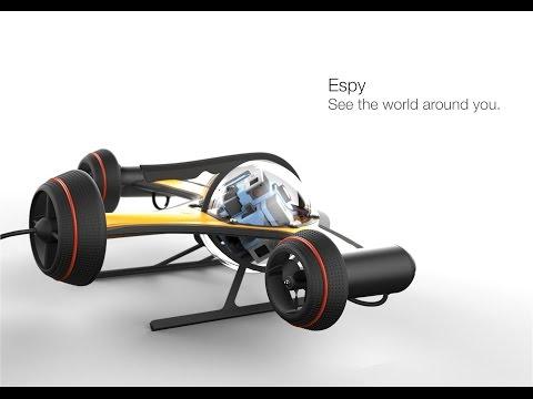 Espy - 360° ROV - Dyson Awards Entry