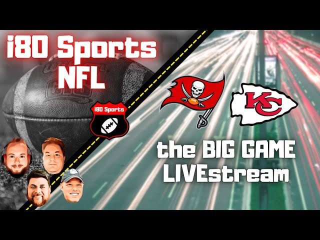The BIG GAME LiveStream- Props, Predictions, and More!